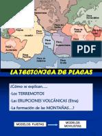 3.0 Tectonica de Placas