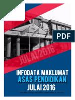 JPN Kedah 20160731 - Buku Info Data JPN Kedah