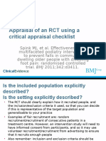 Checklist 2 Armed Rct Default
