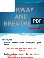 2. Airway and Breathing Management 11