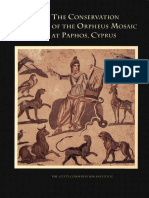 Stanley - The conservation of the Orpheus Mosaic at Paphos, Cyprus.pdf
