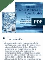 Presentación N_8 - Proyecto de Agua Domiciliario Imp