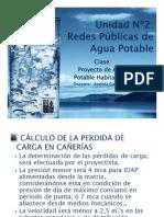 Presentación N_9 - Proyecto de Agua Domiciliario (No Se Expone Ni Evalua - Solo Se Sube)