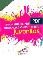 Mapeo Nacional de Organizaciones y Redes Juveniles CIPJES