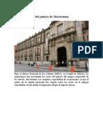 Desvelan Restos Del Palacio de Moctezuma
