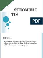 81300411 Osteomielitis