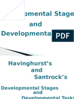 DevelopmentL Stages