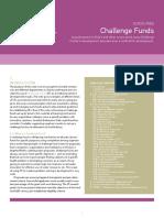SIDA Guideline Challenge-funds