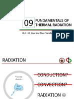 09 - Radiation Heat Transfer (1)