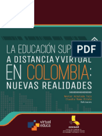 Educacion Superior Distancia Virtual