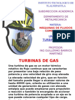 U-6 TURBINAS DE GAS