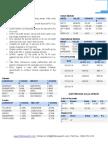 Weekly Equity Market Report