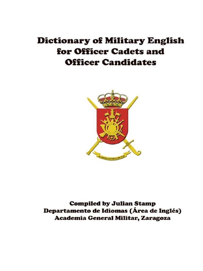 AGM Military Dictionary Edition3  5c0203d9db2