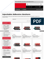Www Us Hilti Com Anchor Systems Injectable Adhesive Anchors