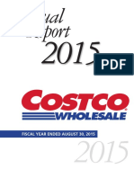 Costco Annual Report