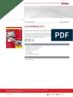 Detalii Tehnice Clp Adhesive p Cl