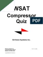 Compressor Q & A