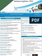 11th Pharmacovigilance 2016
