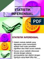 Bab 9, statistik inferensial.ppt