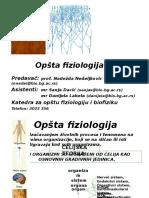 Opshta Fiziologija Preda