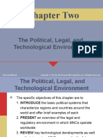 sChapter 2-The Political, Legal, and Technological Environment.ppt
