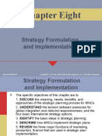 sChapter 8-Strategy Formulation and Implementation.ppt