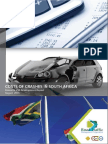 Cost of Crashes in South Africa RTMC September 2016