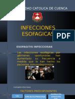 Clase 6 Infecciones Esofagicas