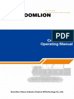 Zcc800hwg Operation Manual