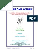 Syndrom Weber