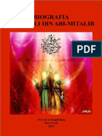 Biografia Imam Ali a.s