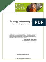 Donna Eden - Daily energy routine.pdf