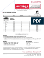 Charlett Coupling Price List