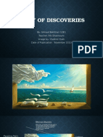 Diary of Discoveries