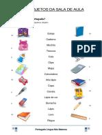 Objetos Escola