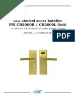 User Manual Ch2000