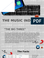 The Music Industry Blog