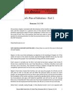 Romans Bible Study 25