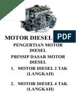 Dokumen Motor Doesel