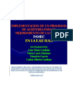 Planeacion Estrategica - Carlos Alberto Cardona Hospital