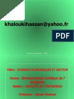 Fiscalité Meknes Zakaria