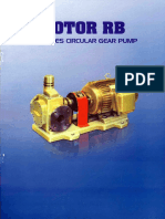 Rotor RB Circular Gear Pump