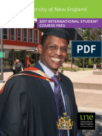 International Course Fees 2017