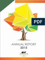Azgard Annual Report 2015