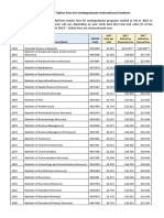 14607-UG International Indicative Fees 2017