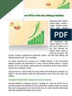 Markets end Samvat 2072 on flat note, Midcaps outshine