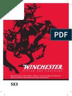 Manuel Wincheser SX3