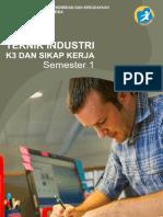 Teknik Industri k3 Dan Sikap Kerja 1