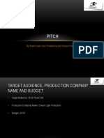 Package Pitch