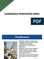 Gambaran Penerapan SMK3